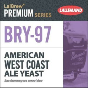 Lallemand Bry-97 American West Coast Ale yeast