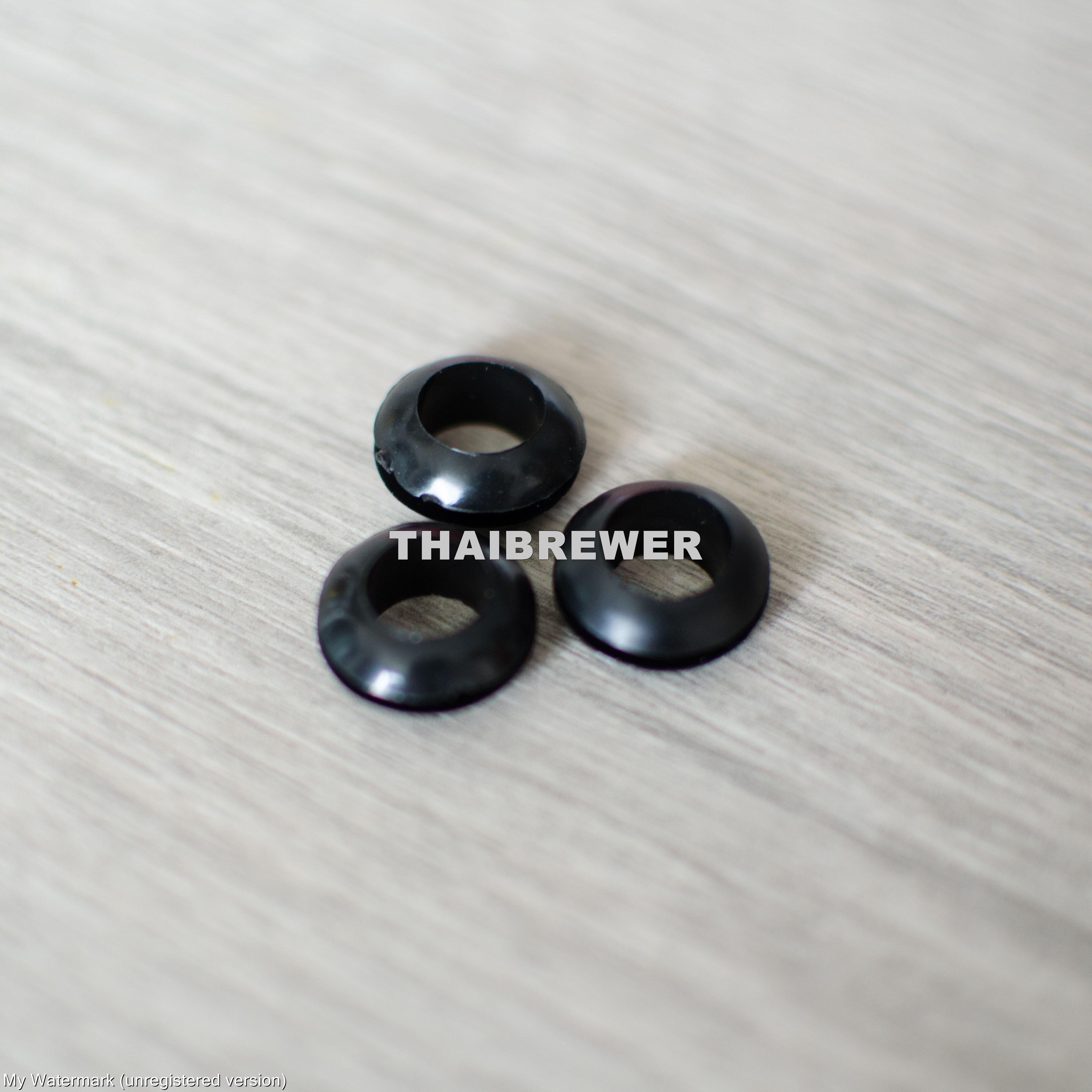 Rubber Grommet - 3/8-inch inner diameter (1 pcs)