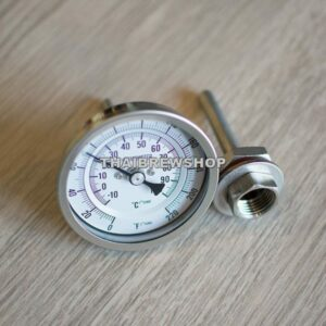 Kettle Thermometer Kit (Stainless Steel 304)