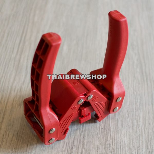 Red Bottle Capper - (Patented Design)