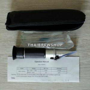 Premium Refractometer - ATC (handheld) - Aluminium body