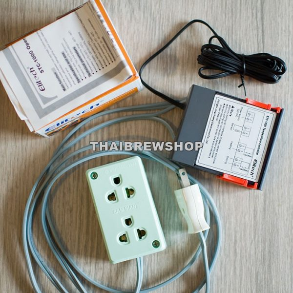 Elitech STC-1000  Temperature Controller - 220V with Sensor