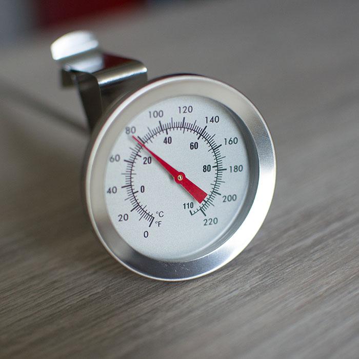 Homebrew Thermometer - 12-inch Probe