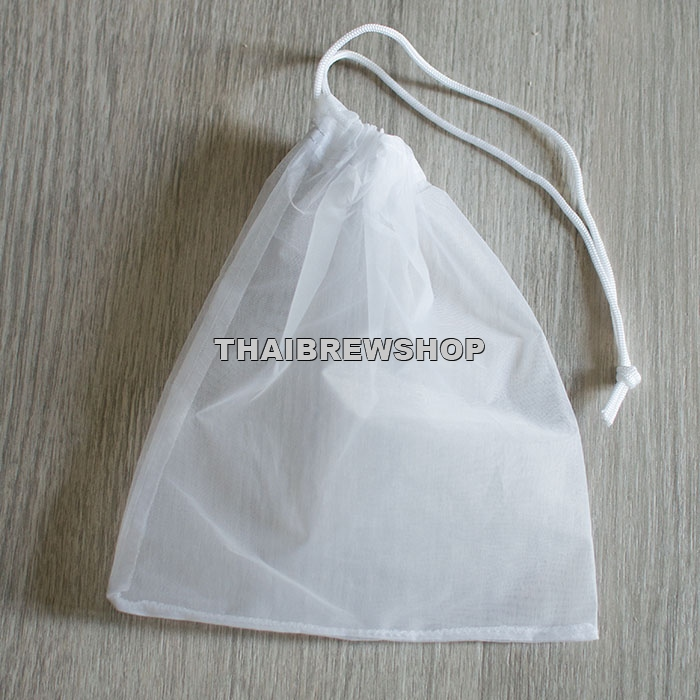 "Nylon Straining bag - Fine Mesh 8"" x 9 1/4"""
