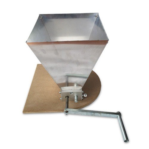 Standard Grain Mill - 2 Rollers (with base)