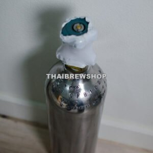 CO2 Tank - Aluminum (3.5kg empty, 5.5kg with CO2)