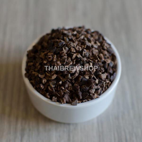 Pure Cocoa nibs - roasted (4oz)