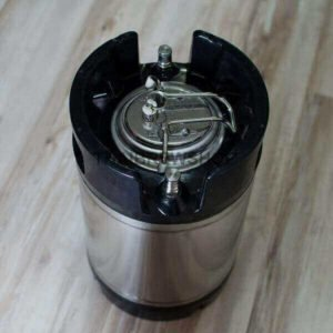 2.5 Gallon Cornelius Keg - Ball lock (Brand New)