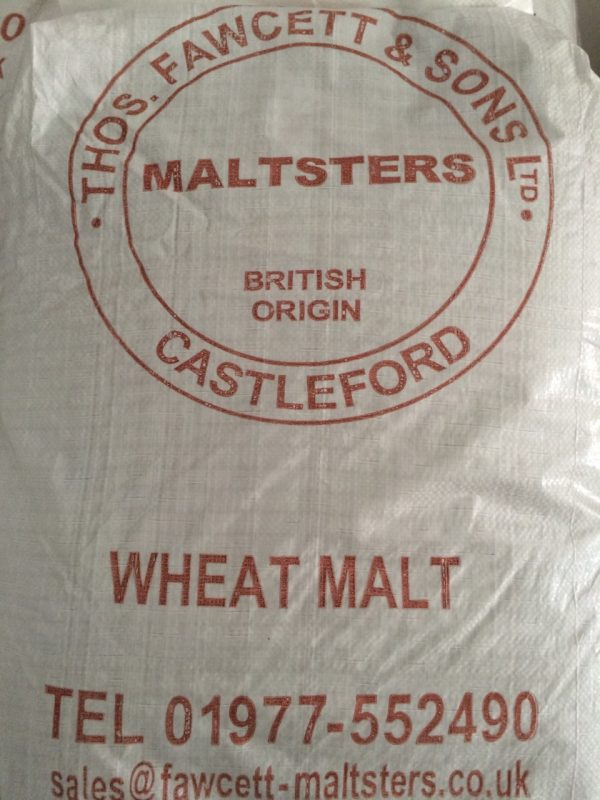 Wheat Malt - Thomas Fawcett & Sons - 55lbs