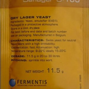 Fermentis - Saflager S-189 Lager Dry Yeast