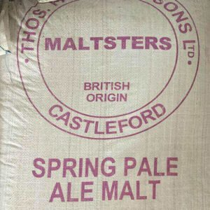 Optic Spring Pale Ale - Thomas Fawcett & Sons - 55lbs