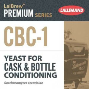 Lallemand CBC-1 Bottle Cask conditioning yeast