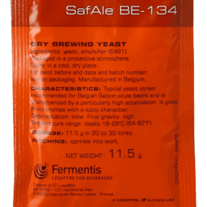 Fermentis - Safale BE-134 Super Saison