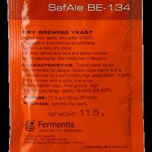 Fermentis - Safale BE-134 Super Saison