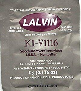 Lalvin Montpellier K1-V1116