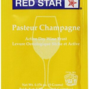 Red Star Pasteur Champagne (Premier Blanc)