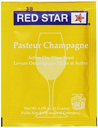 Red Star Pasteur Champagne (Premier Blanc)