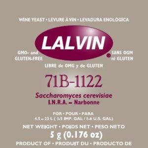 Lalvin Narbonne White Wine 71B-1122