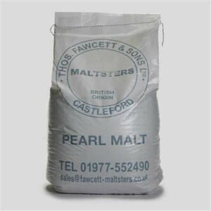 Pearl Pale Ale Thomas Fawcett
