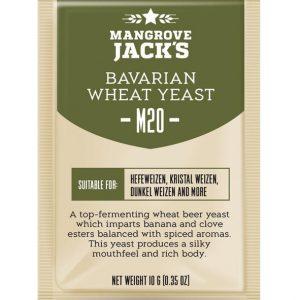 Mangrove Jack's - M20 BAVARIAN WHEAT