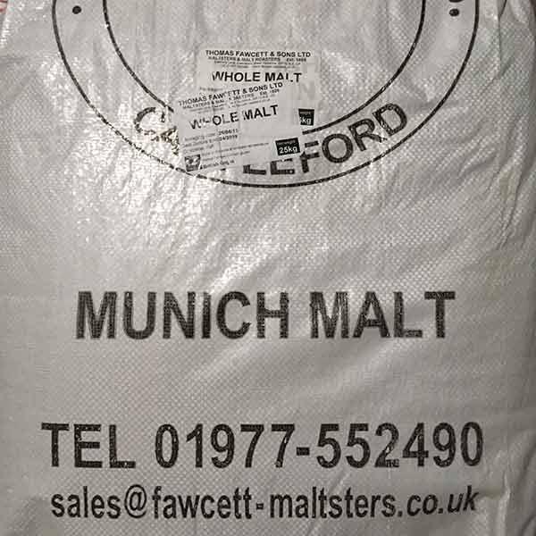 Munich Malt - Thomas Fawcett & Sons - 55lbs