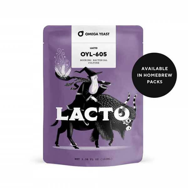Omega OYL-605 Lacto Blend
