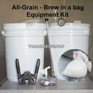 All grain brew in a bag equipment kit