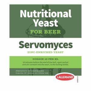 LalBrew Servomyces Zinc-Enriched Yeast Nutrient
