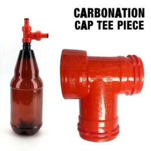 Carbonation Cap tee adapter