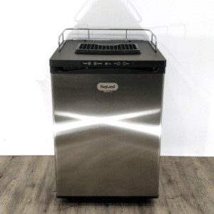 Kegland Series x kegerator base fridge