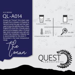 Quest Labs QL-A014 conan vermont